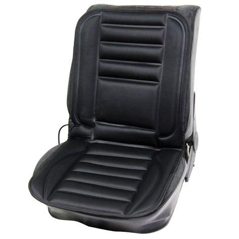 car cusions streetwize 12 volt heated car seat cushion towsure
