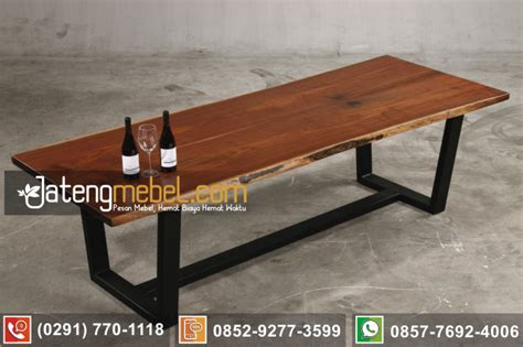 Meja Rias Kuningan Tulungagung jual meja trembesi solid wood wilayah kuningan murah