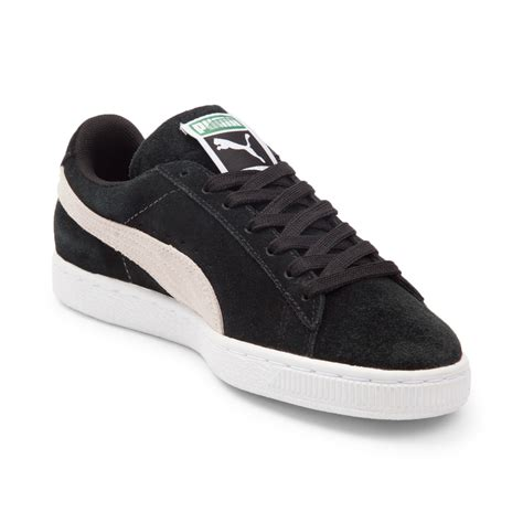 Suede Shoes by Womens Suede Athletic Shoe Black 361582