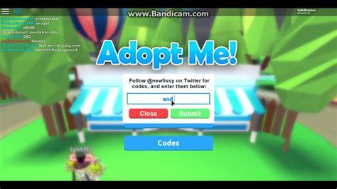 robloxnew vip adopt  code doovi