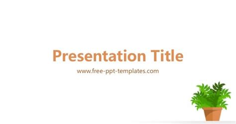 Free Powerpoint Templates 4 H Powerpoint Template
