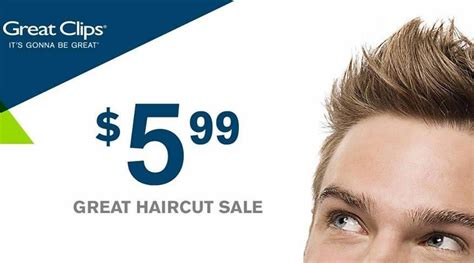 great clips hairstyles great clips 5 99 haircut 4 22 4 29 ship saves