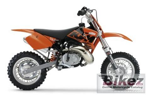 Ktm 50 Sx 2007 2007 Ktm 50 Sx Junior Specifications And Pictures