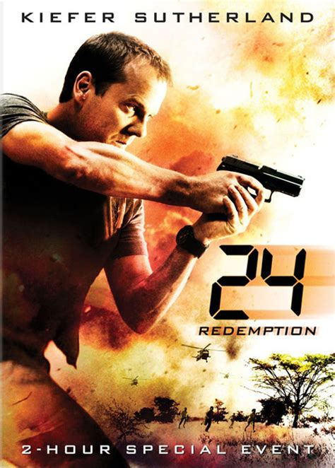 Who Has The Best Look Of Redemption In 2007 by 24 Redemption Poster See Best Of Photos Of The 24 Tv