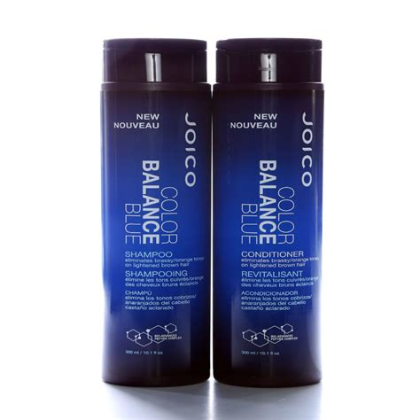 color balance hair joico color balance blue shoo gift pack merritts for hair