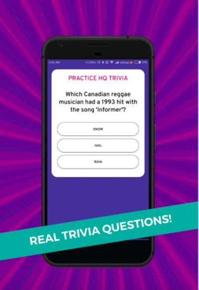 preguntas tontas trivial descarga esto practicar para hq trivia acaba de