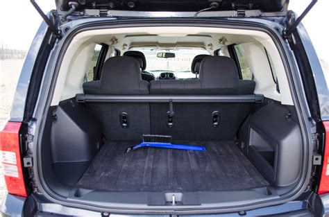 Jeep Patriot Cargo Space 2014 Jeep Patriot Review Is America S Cheapest Suv A