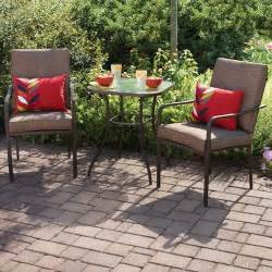 Bistro Set Outdoor Furniture by Best Patio Furniture Sets For Under 300 Discount Patio