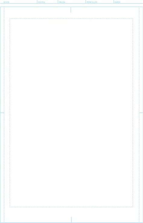 If Page Template by Blank Comics Page Template By Awgie On Deviantart
