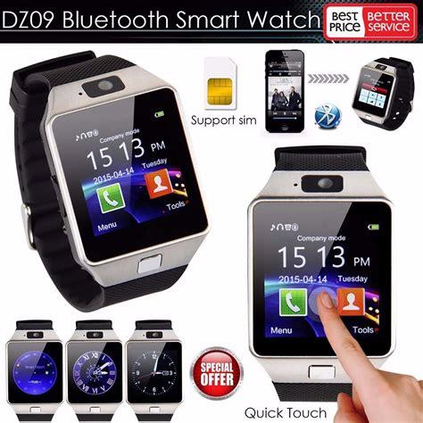 Smartwatch Ios dz09 smartwatch armbanduhr bluetooth ios android f 252 r samsung iphone sim kamera ebay