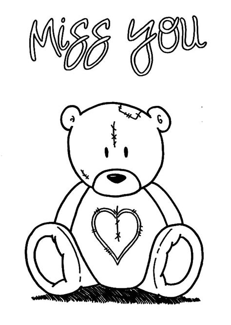 printable miss you quotes i miss you free coloring pages on art coloring pages