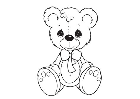 Printable Teddy Bear Coloring Pages Coloring Me Coloring Page Teddy