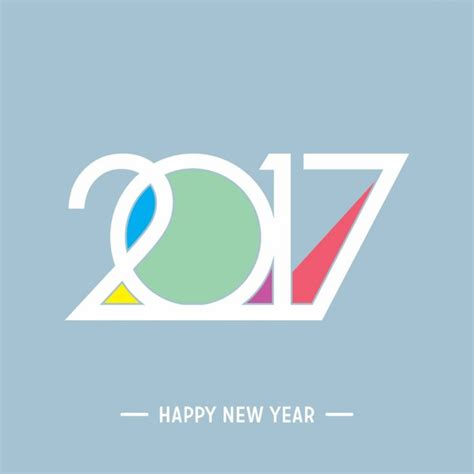 new year 2017 toto bonne 233 e 2017 typographie color 233 e t 233 l 233 charger des