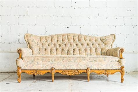 vintage wooden sofa antique wooden sofa photo free