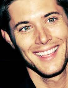 ackles eye color dean winchester smile