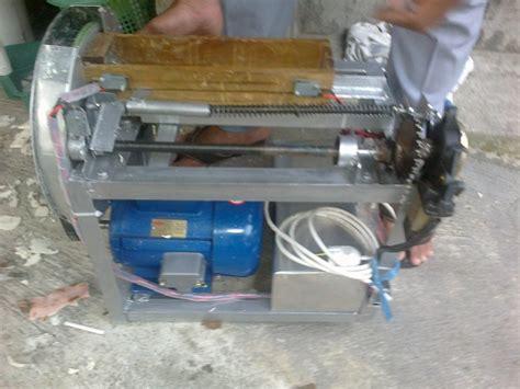 Alat Pemotong Keripik Otomatis alat pemotong keripik singkong otomatis indobeta