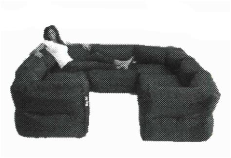 big joe 7 zip modular sectional by comfort research