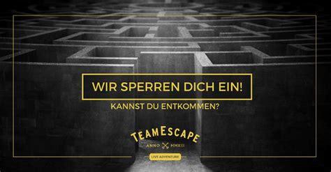 team escape  funke ticket hamburg