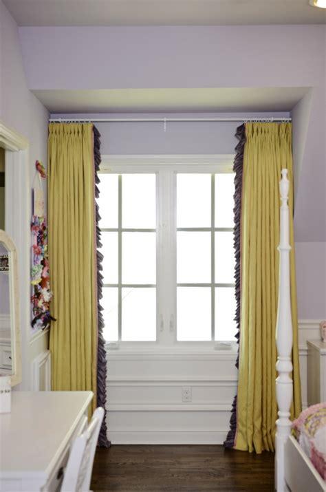 Vorhänge Dekorieren by 46 Blickdichte Gardinen Mit Dekorativem Und Schutzeffekt