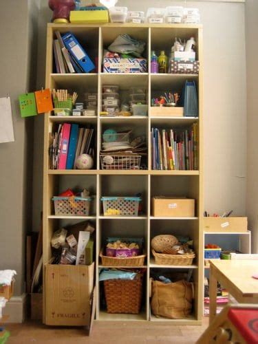 How To Get Organized At Home by How To Organize Craft Supplies Cleaning