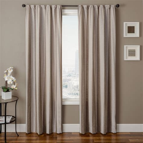 striped drapery panels softline home fashions drapery athens stripe panel