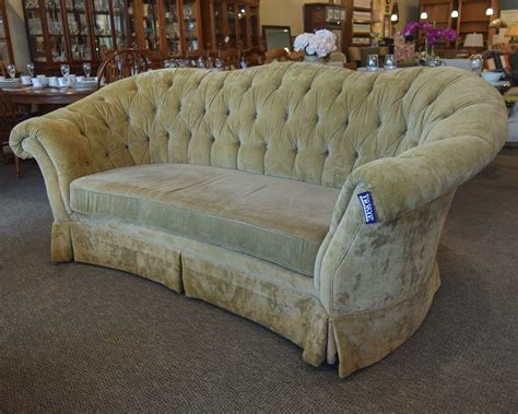 domain tufted sofa new home furniture consignment