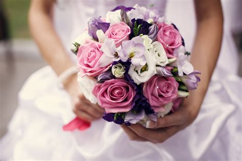 Wedding Flower Bouquet by Your Personality According Your Bridal Bouquet Arabia