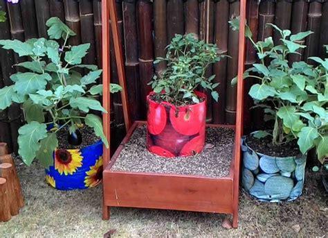 Planterbag 35 Liter Hijau planter bag tomato print 15 liter bibitbunga