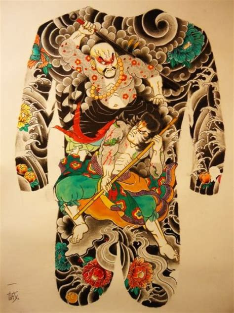 artist kurikara bodysuit designs pinterest 문신