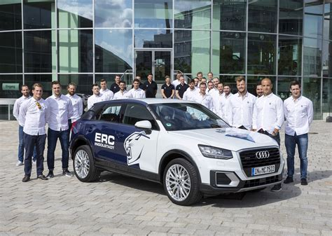 Audi De Ingolstadt by Zu Gast Im Audi Werk Ingolstadt Profis Fans Erc Ingolstadt