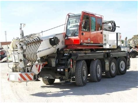 Mobile Crane Kato Ckt 017 terex demag ac 60 city mobile crane from italy for sale at