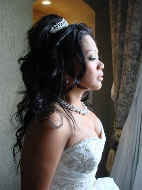 American Wedding Hairstyles Half Up by American Wedding Hairstyles Hairdos Gorgeous