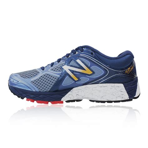 running shoes with support new balance m860v6 mens blue grey support running shoes