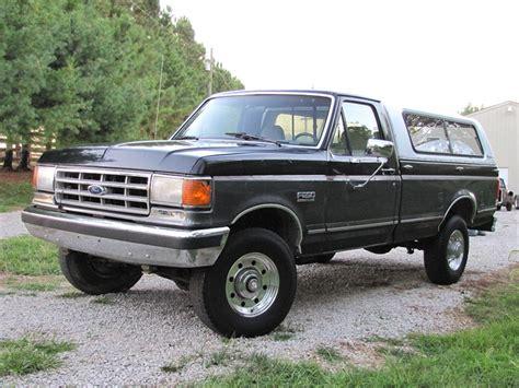 1988 ford f250 4x4 diesel