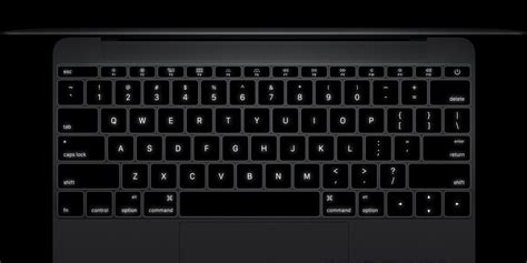 Keyboard Laptop Macbook wsj apple to launch new mac laptops with e ink dynamic keyboards in 2018 contextually display