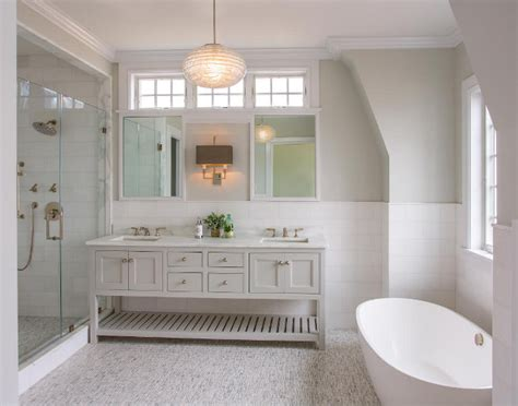 Bathroom Half Tiled Half Painted by Paint Color Palette Interior Design Ideas Home Bunch