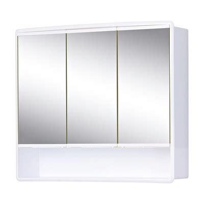 spiegelschrank plastik lymo kunststoff