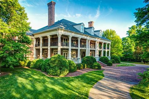 plantation style homes for sale 16 3 million newly listed plantation style mansion in nashville tn homes of the rich the
