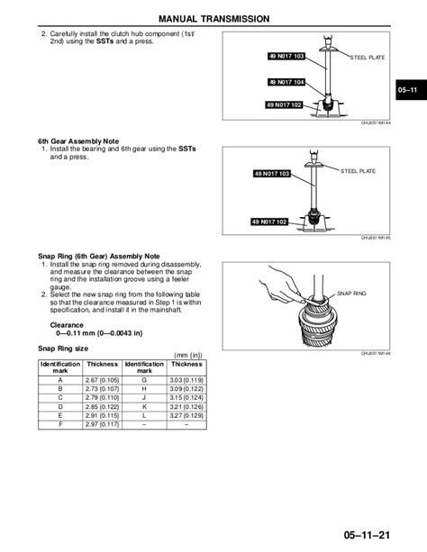 service manual pdf 2008 mazda rx 8 transmission service