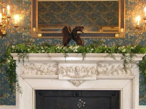 garland for fireplace fireplace garland fleurt in monkseaton