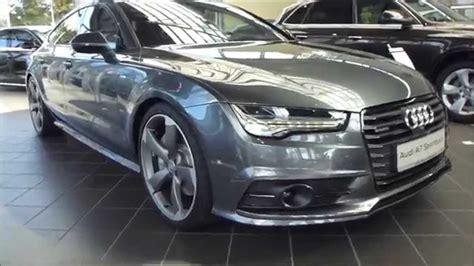 Audi A7 5 Sitzer by 2015 Audi A7 Sportback S Line 3 0 Tdi Quattro 272 Hp S