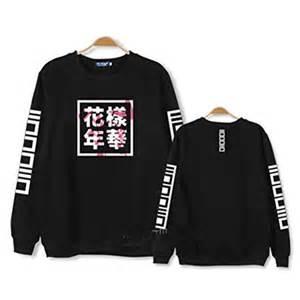 galleon pop bts bloom sweater merchandise bangtan boys hoodie suga monster