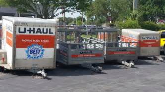 Uhaul Truck Rental U Haul Truck Rentals The Storage Bins