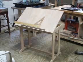 Make A Drafting Table Shop Computer Drafting Table By Slimt Lumberjocks Woodworking Community