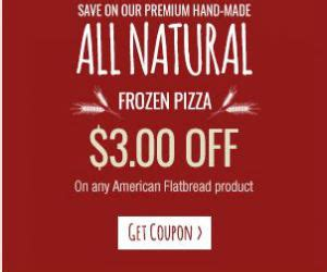 american printable grocery coupons american flatbread coupon for 3 off one product