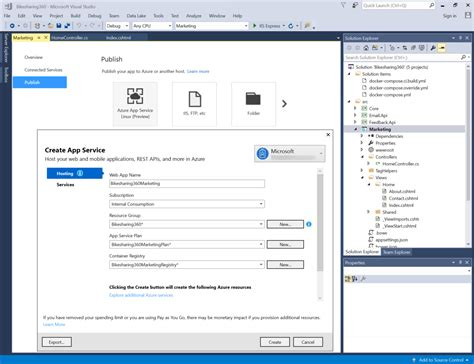 Create A New Desktop Database From The Time Card Template by What S New In Visual Studio 2017 Product Updates And News