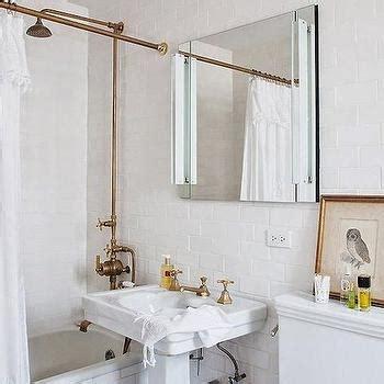 exposed bathroom plumbing exposed plumbing vintage bathroom studio mrs