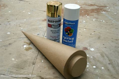 Handmade Torch - how to make an olympic torch hoosier