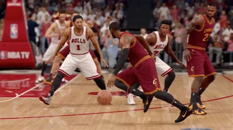 Extra Giveaways Nba Live - nba live 16 e3 2015 gameplay trailer gamespot