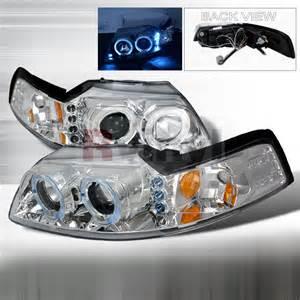 2003 ford mustang custom headlights aftermarket headlights